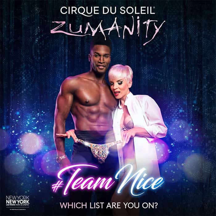 Zumanity Stage